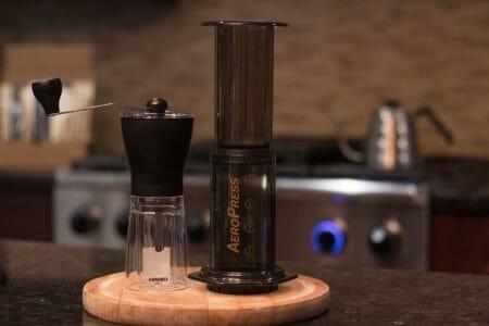 aeropress brewing methods