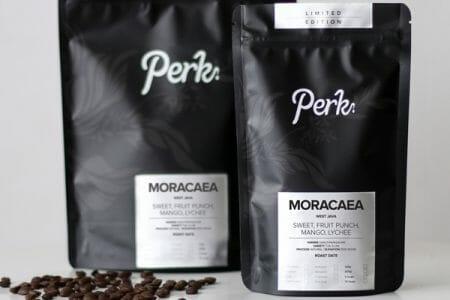 Perk Moracaea Coffee Bean