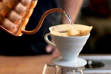 Perk Coffee Pour Over V60