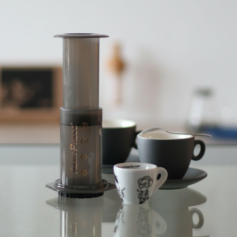 Perk Coffee Aeropress
