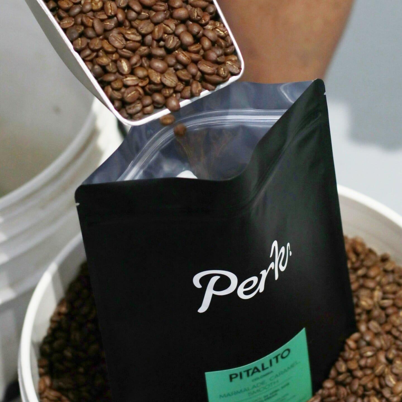 Perk Coffee – freshly roasted coffee beans