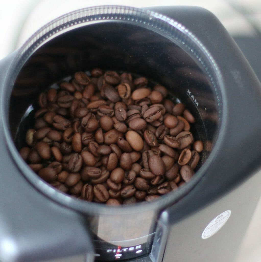 Perk Coffee Wilfa Svart Aroma Grinder