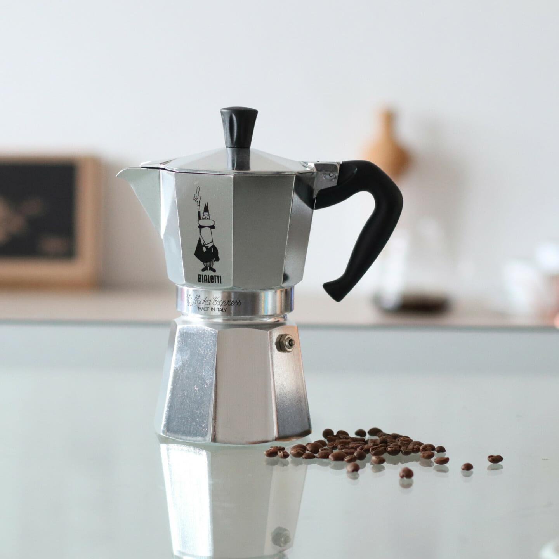 Perk Coffee Mokapot Bialetti